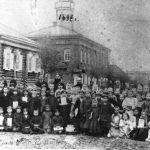 Центр Климово в XIX-XX веках