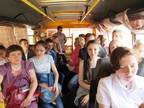 Партизанскими тропами Климовского района