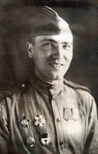 Белогуб Василий Потапович