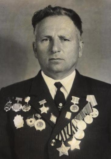 Третьяков Александр Степанович