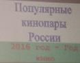 Популярные кинопары России