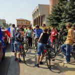 Велопробег «Дорога памяти»