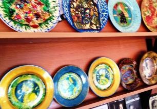 Декоративные тарелки Носовец Татьяны