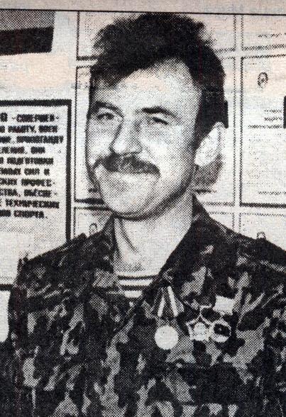 Грачев Владимир Николаевич