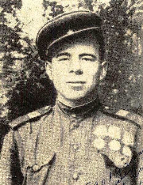 Скатенок Николай Иванович