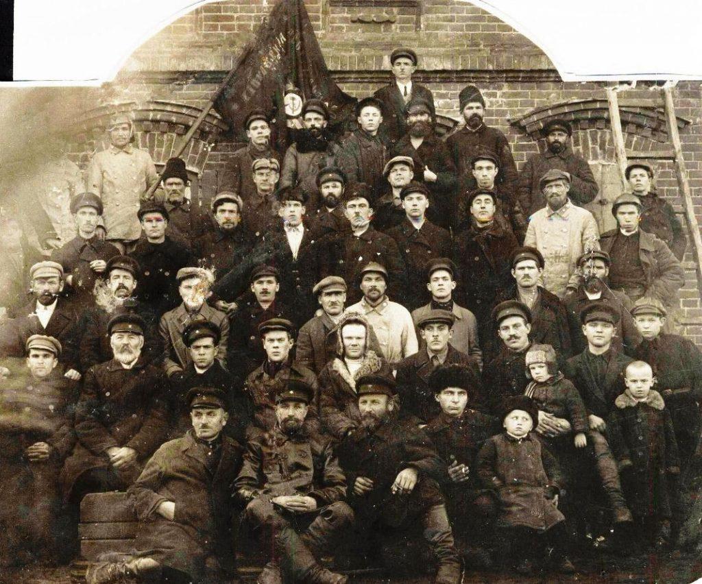 Климово 1925-1927