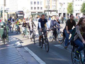 Всемирный день без автомобилей (Франция, с 1998 г.), Европейский день пешеходов